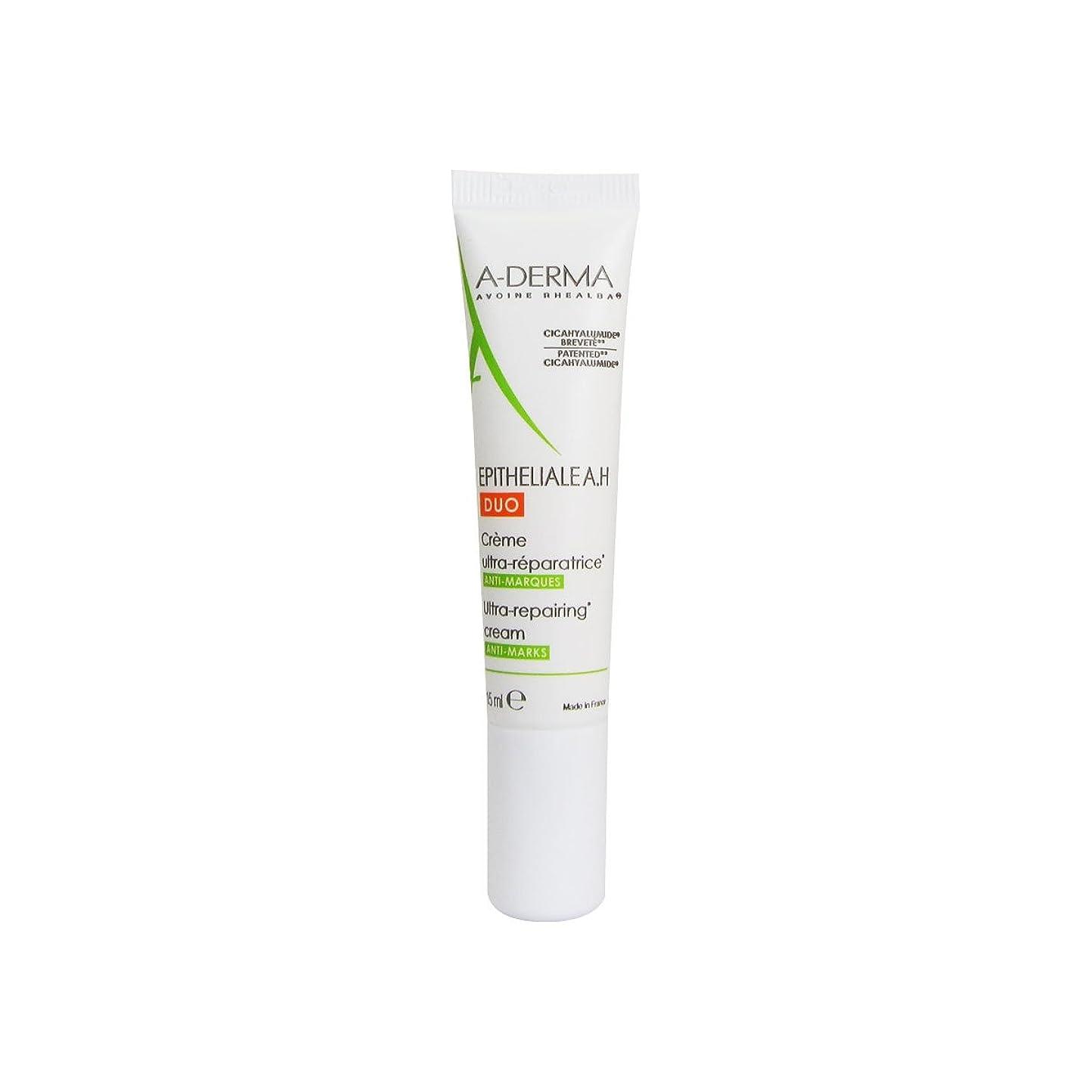 袋サイレントセレナA-derma Epitheliale Ah Duo Repair Cream 15ml [並行輸入品]