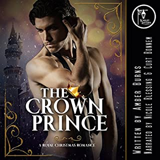 The Crown Prince audiobook cover art