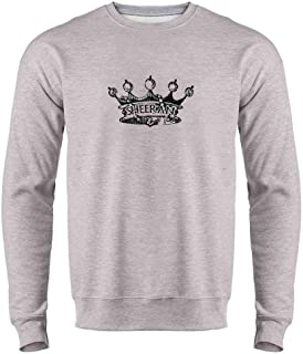 House Sheeran Crown Sigil Crest Funny Crewneck Sweatshirt for Men
