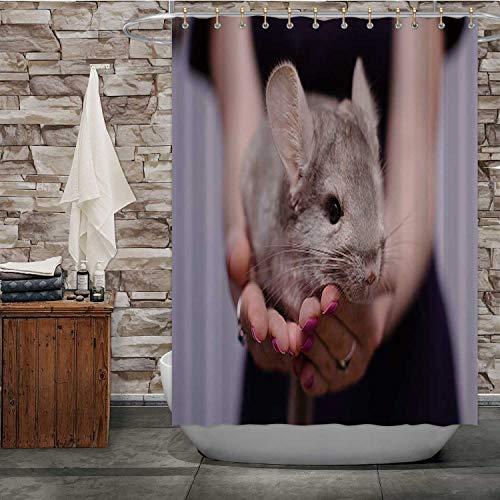 Hitecera - on The Table -,Bath Curtain Modern Bathroom Accessories, 2015 Machine Washable 72''Wx96''H