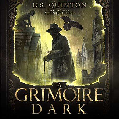 A Grimoire Dark cover art