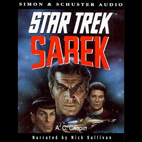 Sarek audiobook cover art