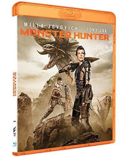 Monster Hunter Blu-ray