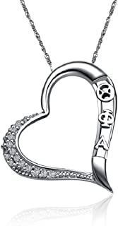 Theta Phi Alpha Necklace with a 18