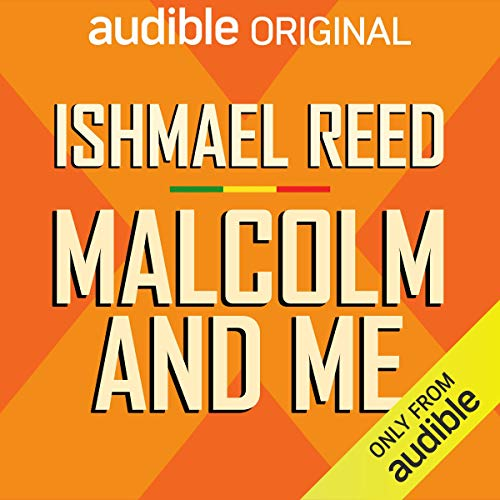 Malcolm and Me audiobook cover art