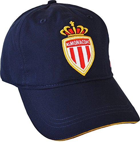 Cap AS MONACO–Offizielle Kollektion–Fußball–Größe verstellbar