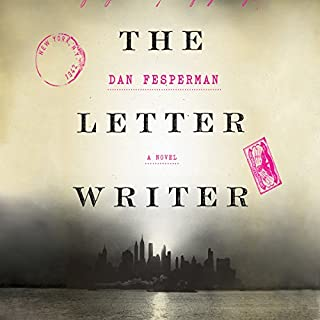 The Letter Writer audiobook cover art