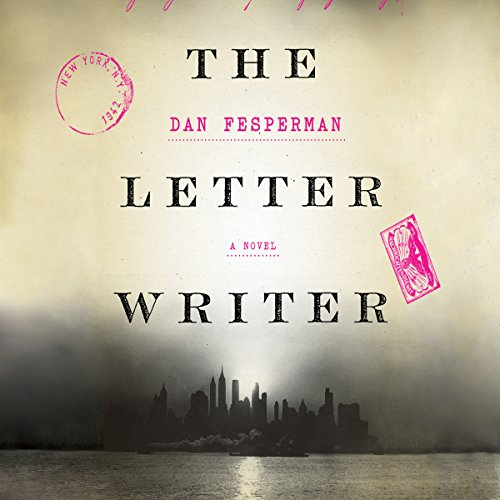 The Letter Writer cover art