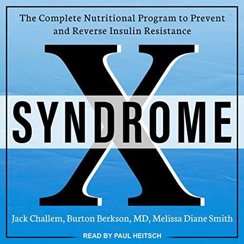 Syndrome X audiobook cover art
