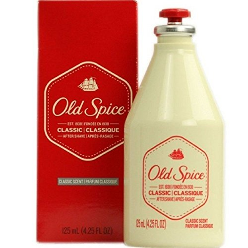 Old Spice Classic After Shave for Men, 4.25 oz