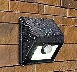 RXT Luz Solar Mejorada del Sensor del Cuerpo Humano 8LED luz de la Pared del jardín luz de la Puerta de la luz de Calle Solar Impermeable al Aire Libre