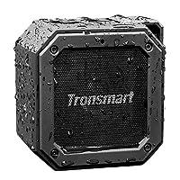 Kompakt und leistungsstark : Einfach zu handhaben, hervorragender Klang und überragender Bass 10-Watt-Audiotreiber, der passive Kühler liefert einen außergewöhnlichen Bass und erzeugt eine Verzerrung von weniger als 1%. Die Leistung des starken Basse...