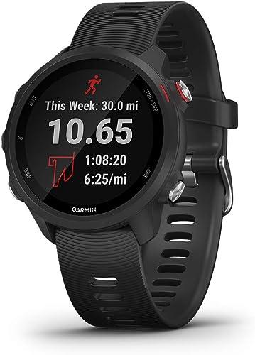 Relógio Monitor Cardíaco Garmin Forerunner 245 Music