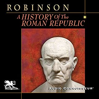 A History of the Roman Republic cover art