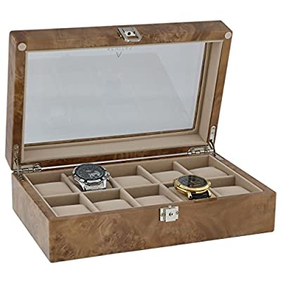 Aevitas - Cajas de madera clara con nudos para relojes. de Aevitas