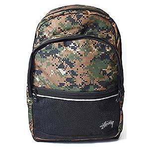 [ステューシー] (133022) Digi Camo Backpack リュックサック バックパック OS DigitalCamo [並行輸入品]