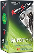 KS Superthin Condoms for Men, 20 Count