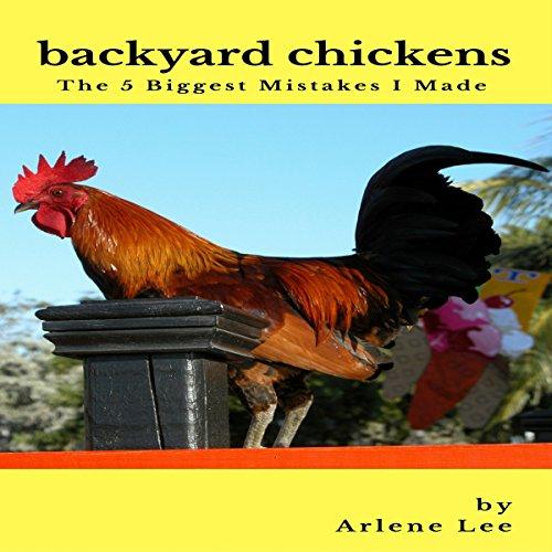Backyard Chickens audiobook cover art