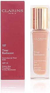 Clarins True Radiance Correction Du Teint Éclat #112-Amber 30 ml