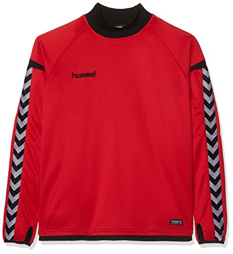 Hummel Mädchen Auth Charge Turtle Neck Pullover, True Red, S