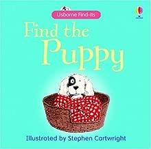 Find the Puppy (Usborne Find It Board Books) (Usborne Find It Board Books)