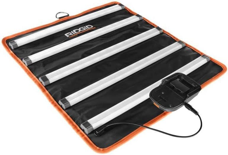 Ranking integrated 1st place RIDGID ! Super beauty product restock quality top! 18-Volt LED Mat Only Light Tool
