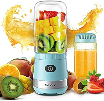 Sboly Portable USB Rechargeable Mini Blender