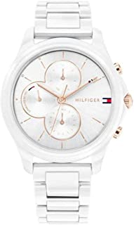 Tommy Hilfiger Women's Analogue Quartz Watch with Stainless Steel Strap 1782262