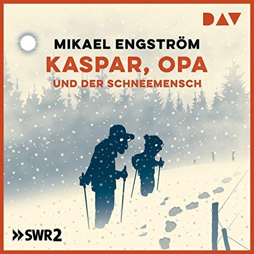 Kaspar, Opa und der Schneemensch audiobook cover art