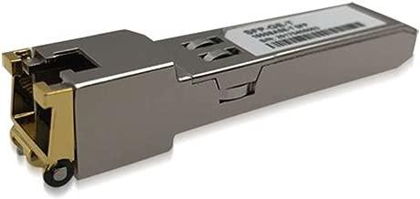 Generic GLC-T-A Cisco Compatible 10/100/1000BASE-T SFP Copper RJ-45 100m Transceiver