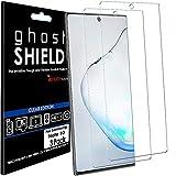 TECHGEAR [3 Pezzi Pellicola Protettiva Compatibile con Samsung Galaxy Note 10, Note 10 5G [ghostSHIELD]...