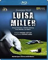 ヴェルディ:歌劇「ルイザ・ミラー」[Blu-ray]