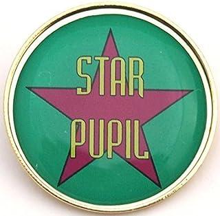 étoile pupille badge à épingle avec Livraison gratuite: Lot de 5