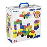 Miniland_Educational- Block Sup Bloc, 64 Piezas (32337)
