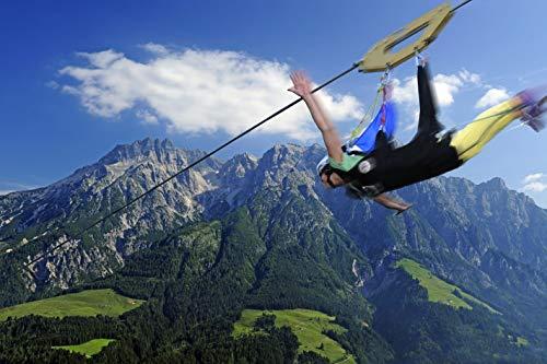 Jochen Schweizer Geschenkgutschein: Flying Fox XXL im Salzburger Land