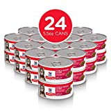 Hill's Science Diet Wet Cat Food, Adult, Liver & Chicken Recipe, 5.5 oz Cans, 24...