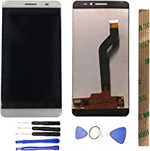 JayTong LCD Display & Replacement Touch Screen Digitizer Assembly with Free Tools for coolpad Tiptop MAX A8-531 A8-930 A8-831 A8 White