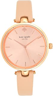 Kate Spade Watches Holland Leather Watch