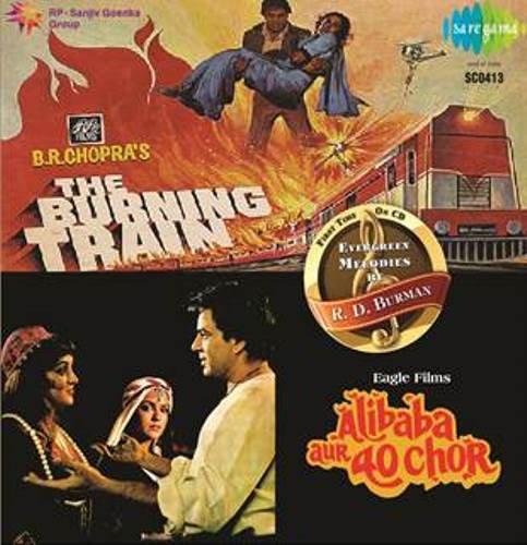 The Burning Train / Alibaba Aur 40 Chor (Music: R. D. Burman / Bollywood Hindi Film Soundtracks)