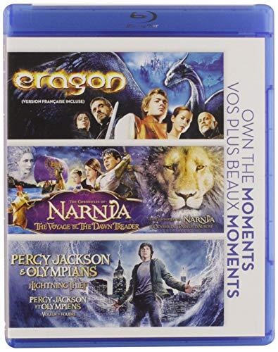 Top New Eragon+narnia+per Lig Tf Bd-cb [Blu-ray]