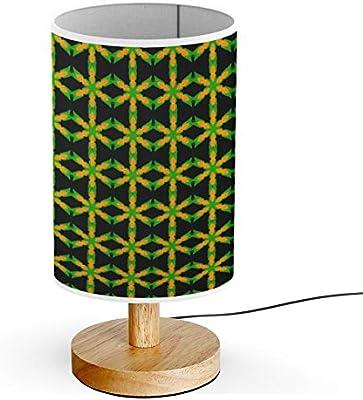 Amazon.com: ARTSYLAMP - Wood Base Decoration Desk Table ...
