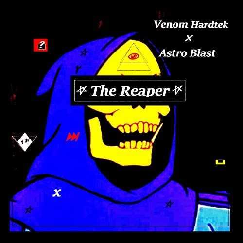 Venom Hardtek & Astro Blast