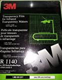 3M Transparency Film For Infrared Transparency Makers