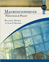 W.J. Baumol's,A.S. Blinder's Macroeconomics11th(eleventh)edition(Macroeconomics,Principles andPolicy(Paperback))(2008)