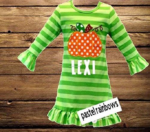 Toddler Girls Fall Max 47% OFF Sales results No. 1 Pumpkin Dress