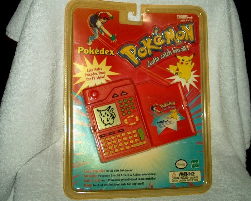 Pokemon Gotta Catch'em All Electronic Encyclopedia