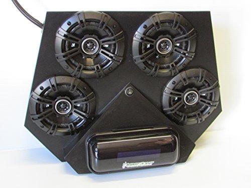 SD 2BBT4B -Polaris RZR Stereo BT Radio 08-14 RZR 2 Seater only