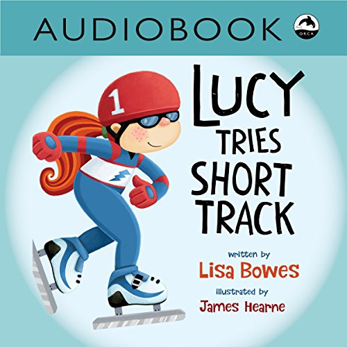 Couverture de Lucy Tries Short Track