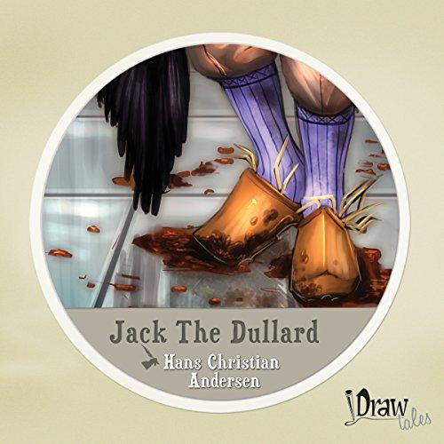 Jack the Dullard audiobook cover art