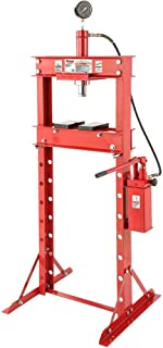 Grizzly Industrial T1241-20-Ton Double-Pump Press